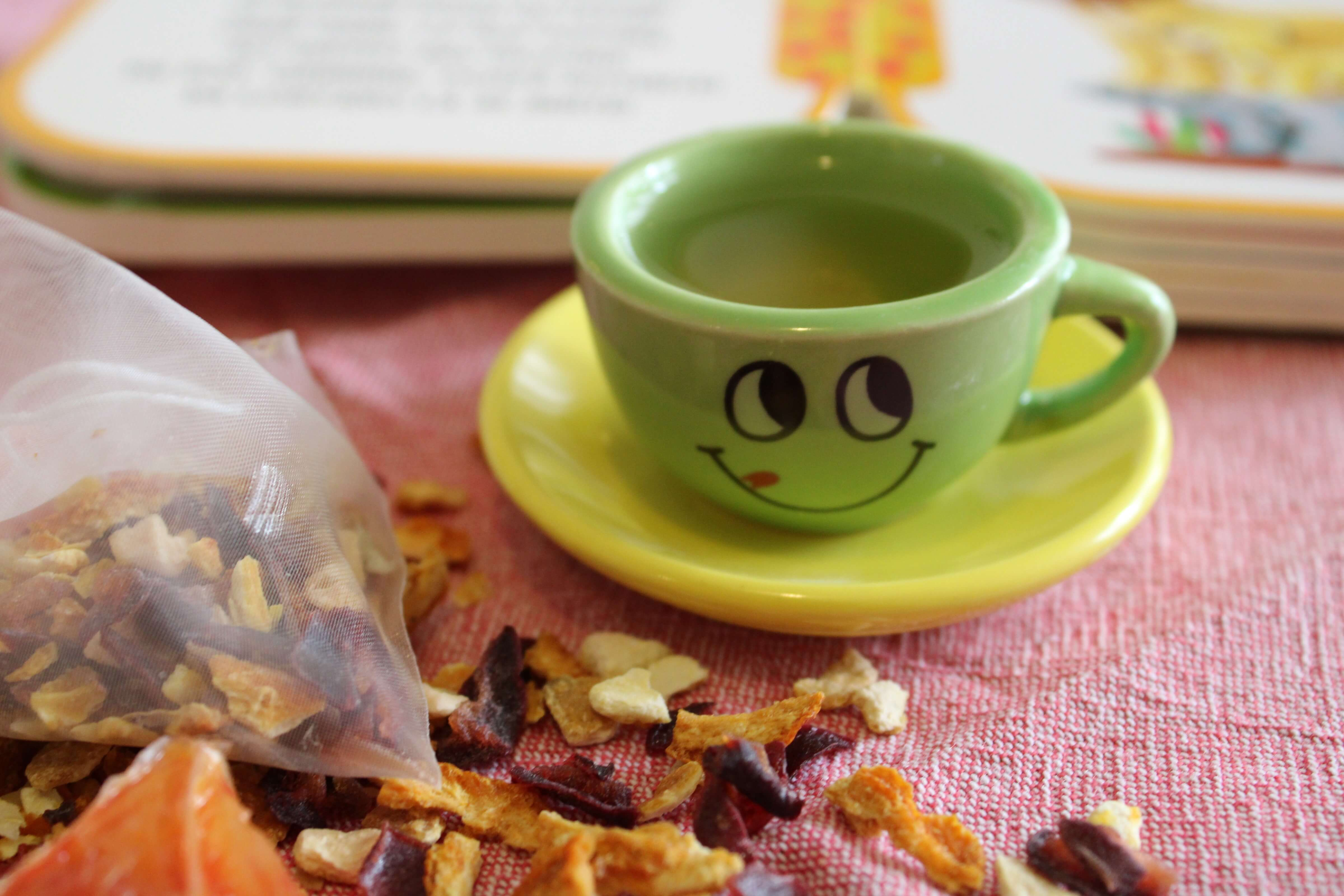 tisana prugna arancia ricette