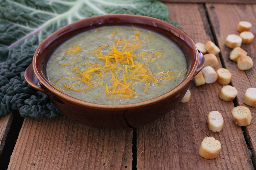 dried-kale-cabbage soup