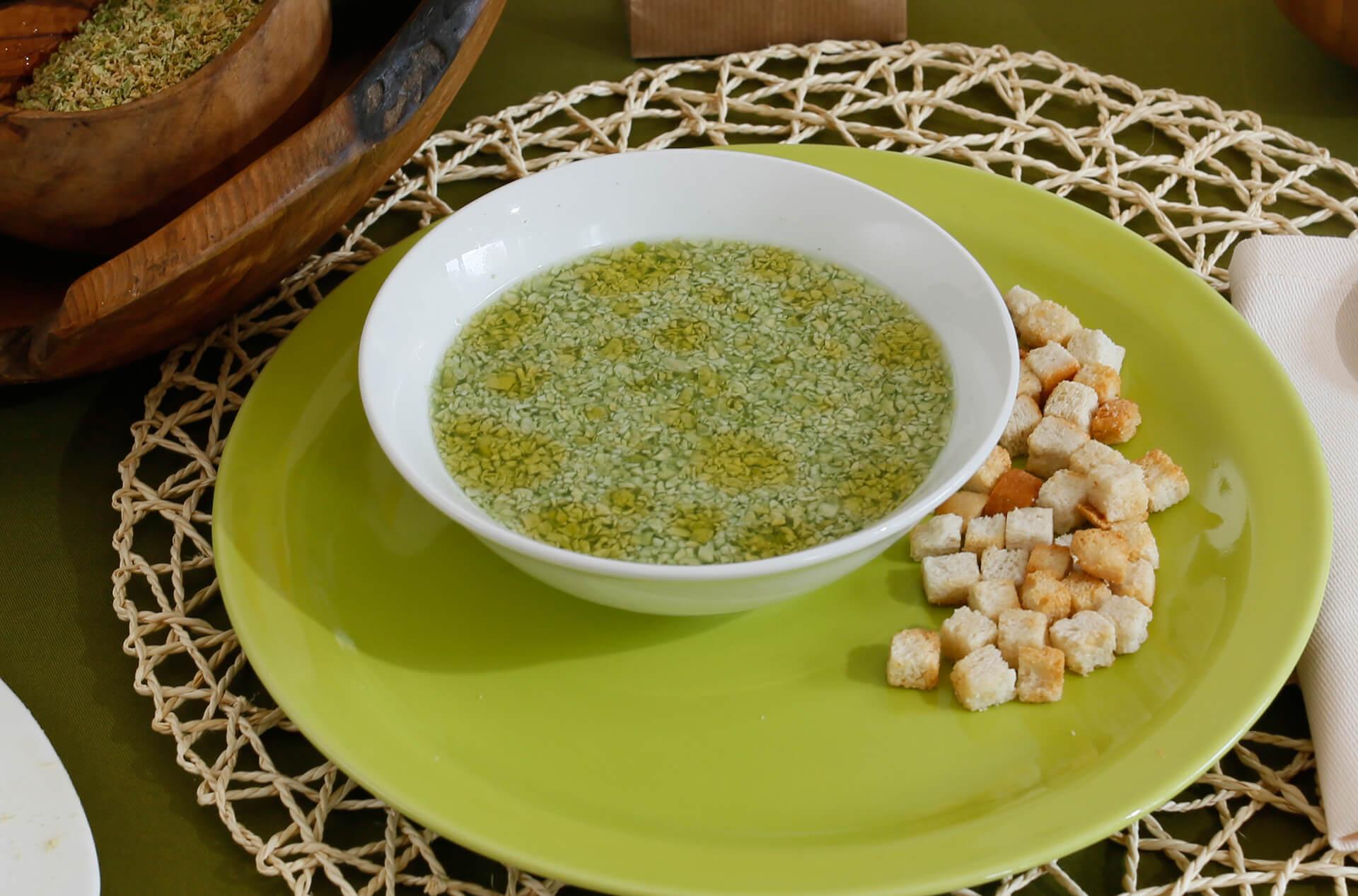 zuppa cavolo verza