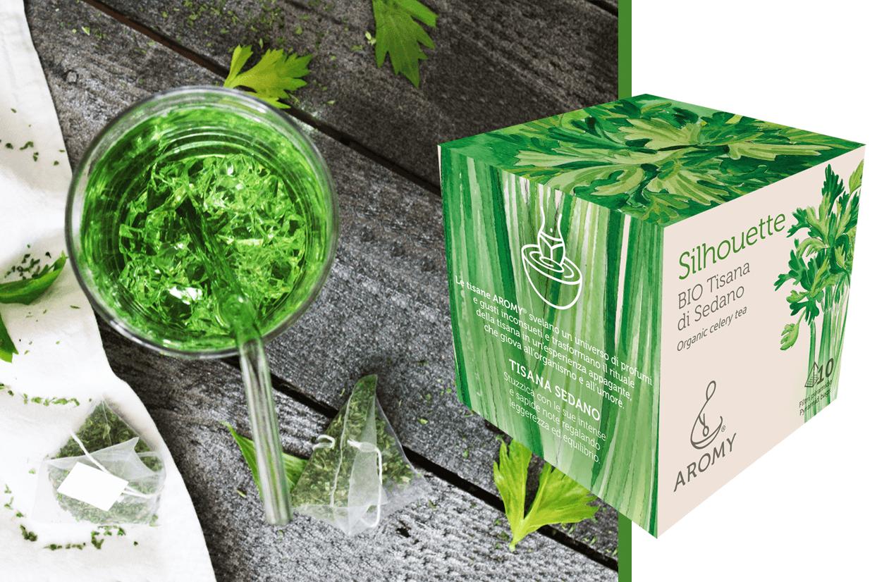 organic celery tea