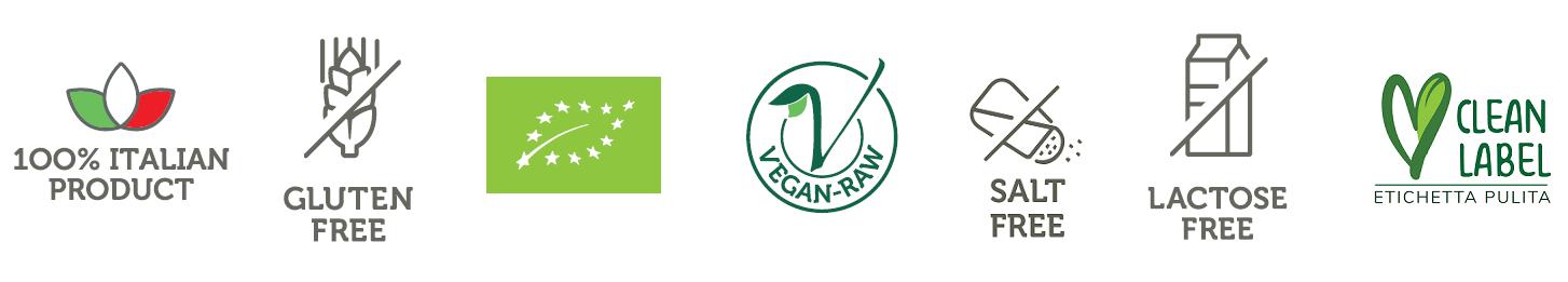 verdure-bio-essiccate-senza-glutine-vegan-ricette-veloci-clean label-aromy
