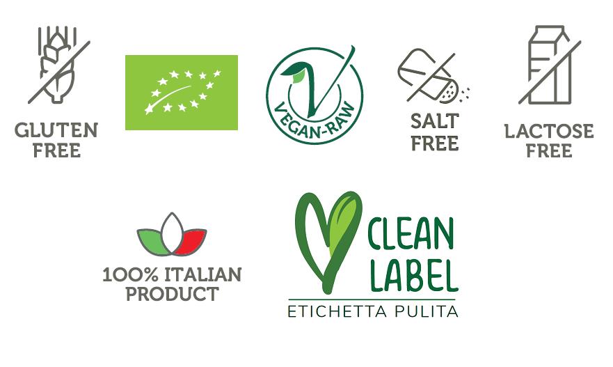 verdure essiccate verdure disidratate biologiche gluten free